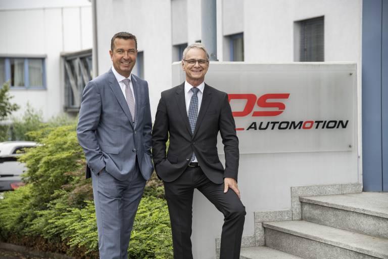V. l.: Seit 1. September 2018 bilden DI Manfred Hummenberger MBA und Ing. Wolfgang Hillinger MBA die Geschäftsführung der DS AUTOMOTION GmbH.