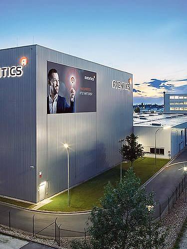 Die Übernahme von Aventics ergänzt und stärkt die weltweite Präsenz von Emerson in der Bereitstellung von Lösungen im Bereich der Fluidautomation.