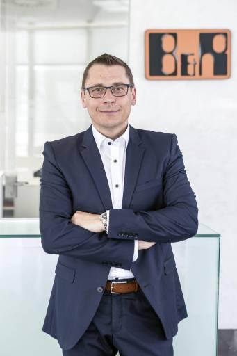 Alexander Mayrböck, neuer Vertriebsleiter Österreich bei B&R.
