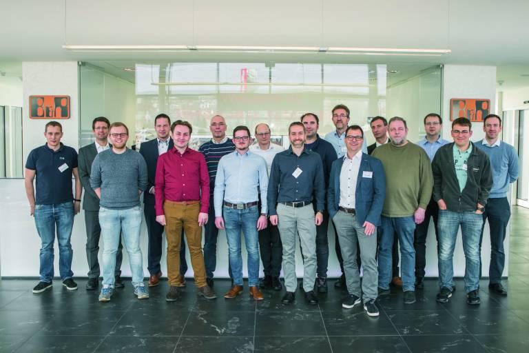 Die Arbeitsgruppe EUROMAP 84 arbeitet derzeit an einer Spezifikation, wie auf der Basis des offenen Standards OPC UA Extrusionslinien und MES-Systeme miteinander kommunizieren werden.