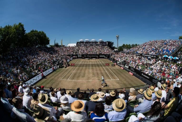 norelem ist offizieller Partner des MercedesCup 2018 – das international renommierte Tennisturnier ist eines der sportlichen Highlights in Baden-Württemberg (Bild: MercedesCup)