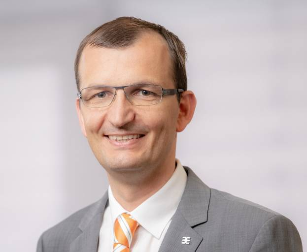 Wolfgang Weidinger ist neuer Geschäftsführer der Weidmüller GmbH.