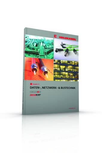 Die 12. Ausgabe des Katalogs Daten-, Netzwerk- & Bustechnik stellt auf 432 Seiten viele Neuheiten vor.