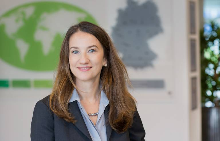 Dr. Barbara Frei zum Executive Vice President Europe Operations ernannt.