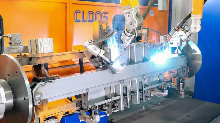 Glüpker Blechtechnologie setzt seit mehr als 20 Jahren in der Schweißfertigung auf Cloos als Partner.