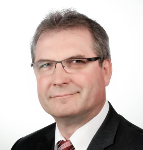 Jörg Berger, Geschäftsführer der ebu Umformtechnik GmbH