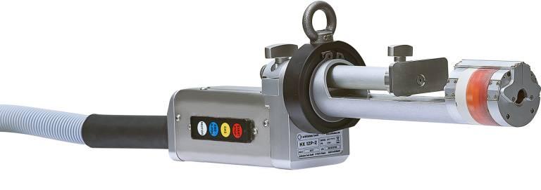 Orbitalum erweitert seine HX-Baureihe um den HX 12P speziell für sehr kompakte Lamellen-Wärmetauscher, bei denen Rohrdurchmesser von 9,5 bis 13,3 mm zum Einsatz kommen. (Bilder: Orbitalum Tools)