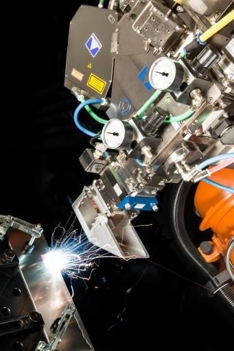 Der WeldMaster ScanTrack & Inspect ist neben vielfältigen Aluminium-Applikationen auch bei Stahl- oder Mischverbindungen im Einsatz.