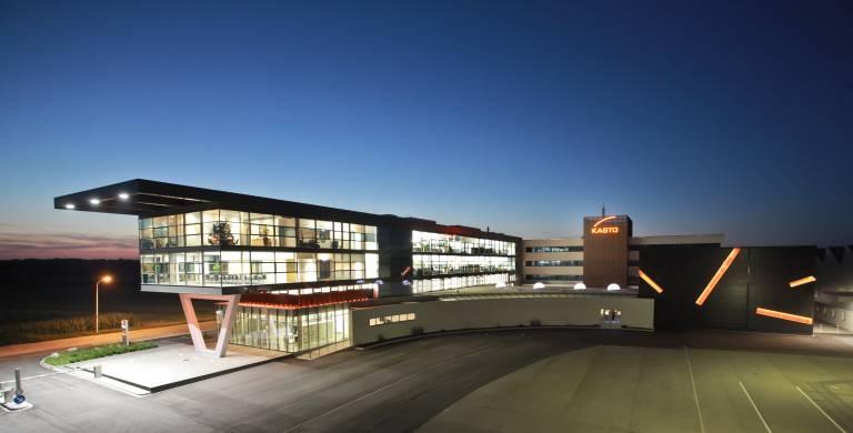 Der Hauptsitz von Kasto in Achern bildet den idealen Rahmen für die FutureDays18.