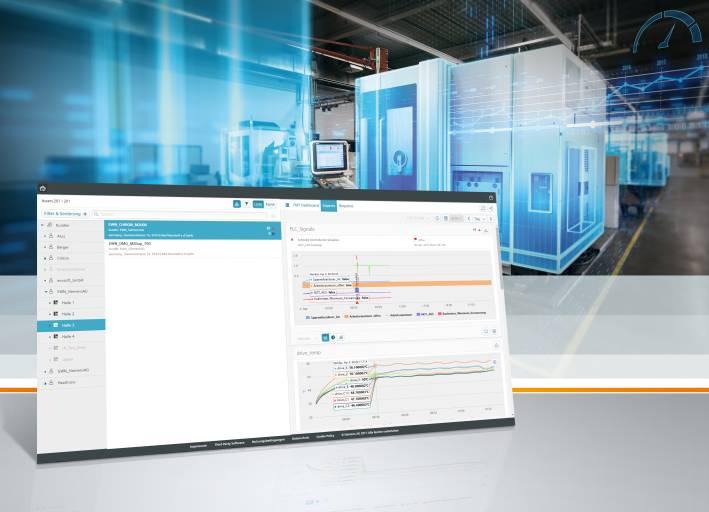 Siemens bietet mit Manage MyMachines/Remote ein Plug-in zur MindApp ManageMyMachines.Das Plug-in ermöglicht den Remotezugriff auf die CNC.