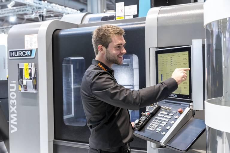 Hurco wurde 1968 gegründet. Das auf Industrietechnologie spezialisierte Unternehmen entwickelt und fertigt interaktive Computersteuerungen, Software sowie computergestützte Werkzeugmaschinen und -komponenten.