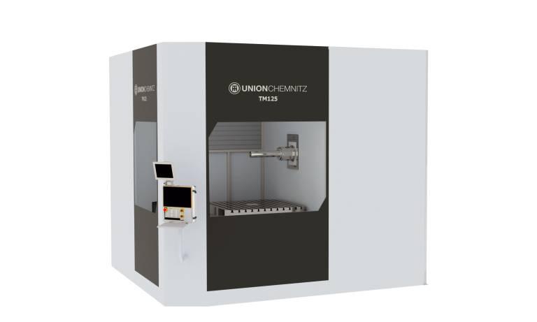 Entwickelt wurde die neue Kompaktmaschine TM 125 für den Prototypenbau bis zur Fertigung von kleinen, mittleren und großen Serien.