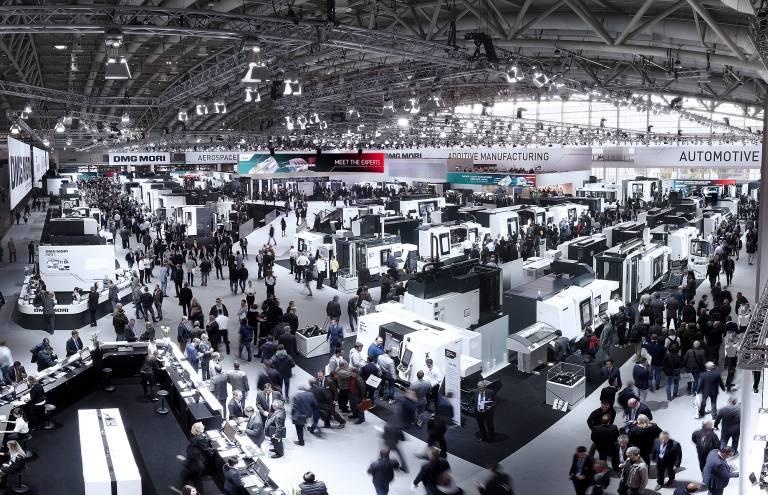 DMG MORI präsentiert auf der AMB 2018 seine Zukunftsfelder Digitalisierung, Automation, Additive Manufacturing und Technology Excellence – erstmals in Halle 10.