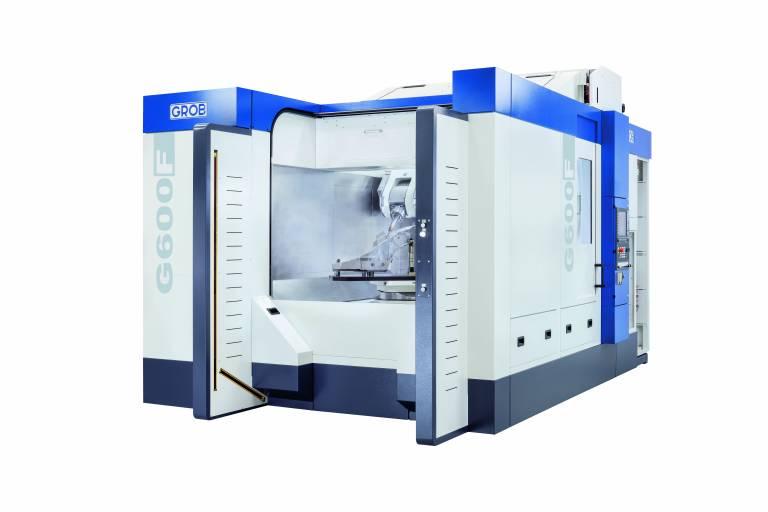 """Die Maschinenvarianten G500F, G520F und G600F sind speziell für die Bearbeitung von Rahmenstrukturbau- und Fahrwerksteilen ausgelegt. Das """"F"""" in der Produktbezeichnung stammt vom englischen Wort """"frame"""" und steht für """"Rahmen""""."""