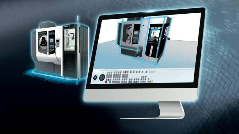 DMG MORI Heitec bietet modular aufeinander abgestimmte Automationslösungen.