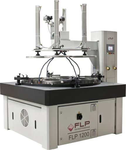 Die Einscheibenmaschinen der FLP SINGLE PRECISION Reihe sind für die Serienfertigung hochgenauer Bauteile ausgelegt.