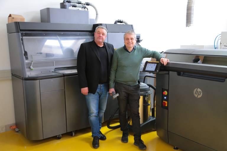 Daniel Kopp, Produktmanager bei der Bibus Austria GmbH und Gerald Resch, Geschäftsführer der Resch GmbH.