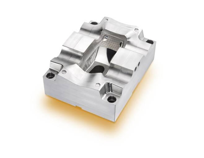 Hochgenaue Werkzeuge mit texturierten Oberflächen zählen zu den Spezialitäten der bkl 3d GmbH.