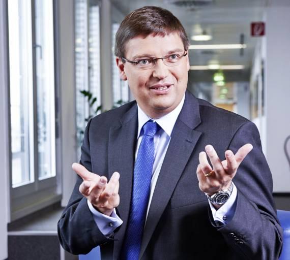 Christoph Kränkl, Geschäftsführer der SAP Österreich GmbH.