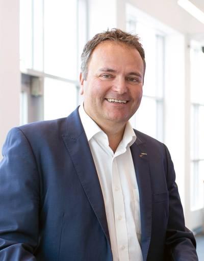 Dipl.-Ing. Rainer Ostermann, Geschäftsführer Festo Österreich.