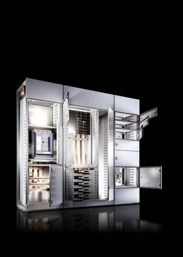 Rittal hat VX25 Ri4Power, ein modulares System für die Niederspannungs-Stromverteilung neu entwickelt, um die Teilevielfalt zu reduzieren und so die Produktivität und Schnelligkeit in der Montage zu erhöhen.
