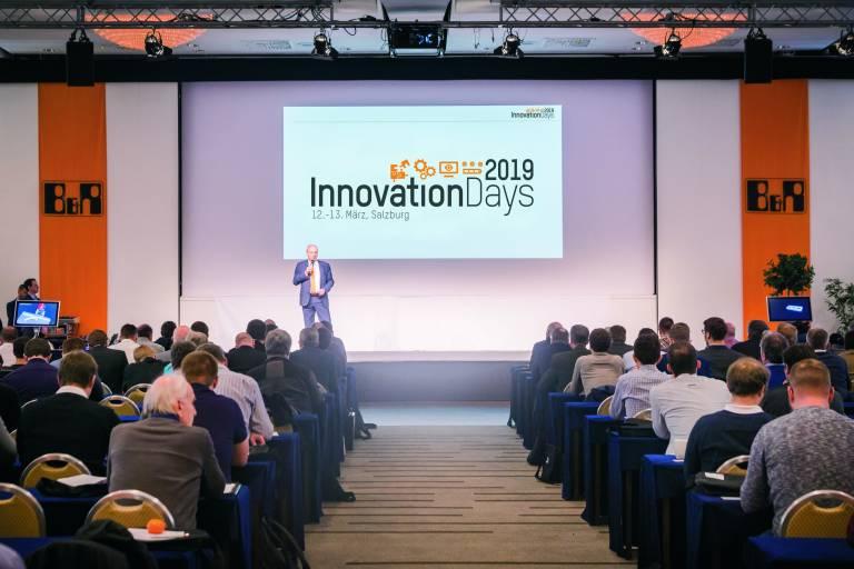 Zahlreiche Fachvorträge und Workshops zu aktuellen Themen aus der Automatisierungstechnik stehen auf dem Programm der Innovation Days von B&R.