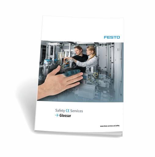 Im neuen Safety-Glossar haben die Experten von Festo die wichtigsten Abkürzungen aus dem Bereich Maschinensicherheit übersichtlich zusammengefasst.