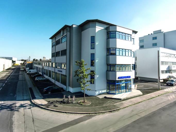 Firmengebäude Linz