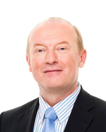 FH-Prof. DI Dr. Erich Markl, University of Applied Sciences Technikum Wien.