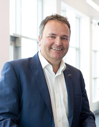 Dipl.-Ing. (FH) Rainer Ostermann, Geschäftsführer Festo Österreich.