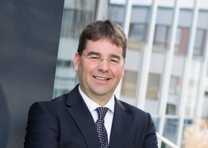 Ing. Mag. Thomas Lutzky, Geschäftsführer der Phoenix Contact GmbH Österreich.