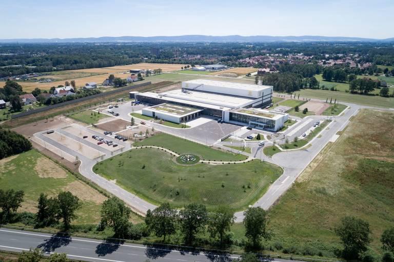 Harting hat das Logistikzentrum European Distribution Center (EDC) in Espelkamp nun in Betrieb genommen.