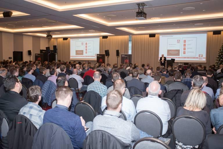 Zahlreiche Themen von Standardisierung bis Digitalisierung kennzeichnen die Eplan Efficiency Days, die am 09. Oktober 2019 in Österreich stattfinden.