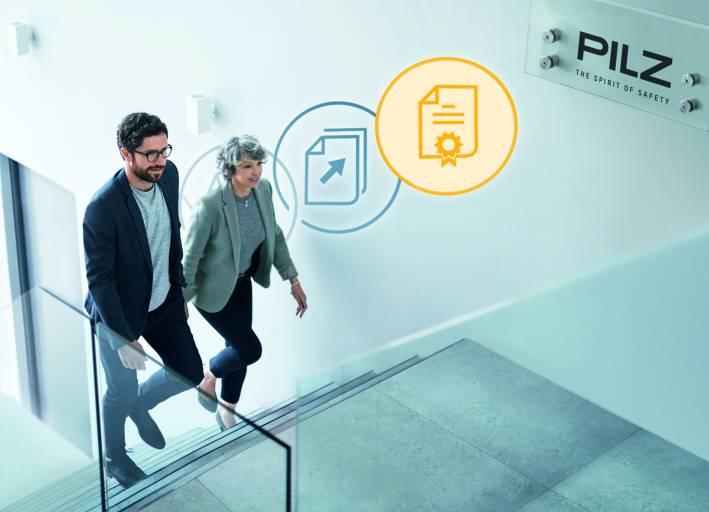 Pilz bietet weltweit ein umfangreiches Weiterbildungsangebot rund um Maschinensicherheit und Automatisierung. Die Schulungen sind so gestaltet, dass Interessenten ihren persönlichen Qualifizierungsweg planen können.