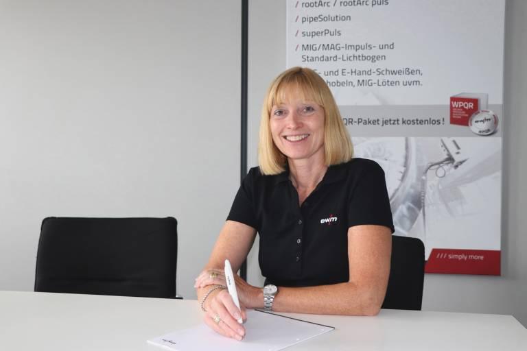 Susanne Szczesny-Oßing ist seit dem 1. Januar 2019 neue Präsidentin des DVS.