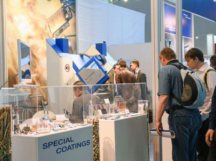 Ein umfassendes und zukunftsorientiertes Lösungsangebot für industrielle Lackiertechnik präsentiert die PaintExpo vom 21. bis 24. April 2020 in Karlsruhe.