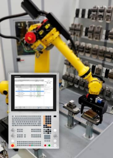 Trimatec realisierte intelligente Automatisierung mit Fastems und Heidenhain.
