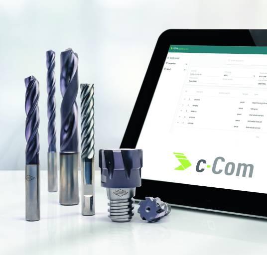 Das Nachschliffmanagement der c-Com GmbH bietet höchste Transparenz, enorme Zeitersparnis im Wareneingang, automatische Identifikation der Werkzeuge sowie einen erheblich reduzierten administrativen Aufwand.
