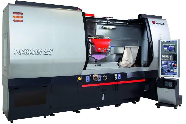 Die TECHSTER Baureihe wurde speziell für die hohen Anforderungen im Werkzeug- und Formenbau konzipiert.