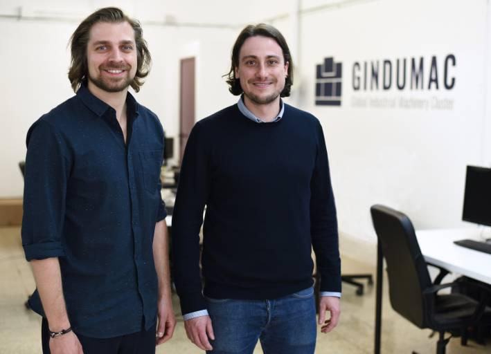 Die von Janek Andre und Benedikt Ruf ins Leben gerufene Global Industrial Machinery Cluster-Bewegung Gindumac versteht es, mit digitalen Geschäftsmodellen und einem transparenten Fairplay zu punkten.