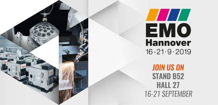 Mit einem 3.000 Quadratmeter großen Stand und neun neuen Maschinen präsentiert sich Mazak auf der diesjährigen EMO.