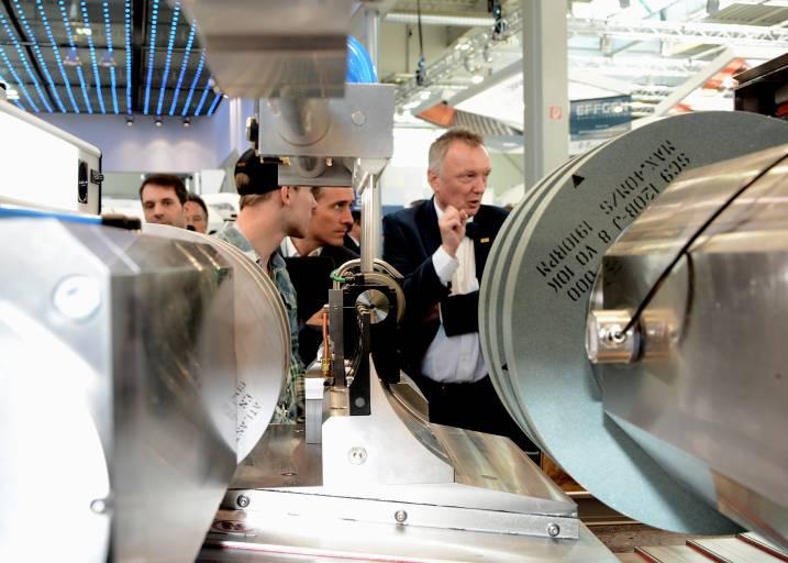 Die Branchenmesse GrindTec findet vom 18. bis 21. März 2020 im Messezentrum Augsburg statt. Das Angebot zum Thema Schleiftechnik wird durch rund 600 beteiligte Firmen aus 30 Ländern repräsentiert.