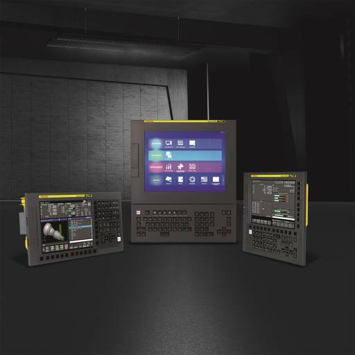 Neue Funktionen für die CNC-Steuerung 0i-F Plus präsentiert Fanuc u. a. auf der EMO in Hannover.