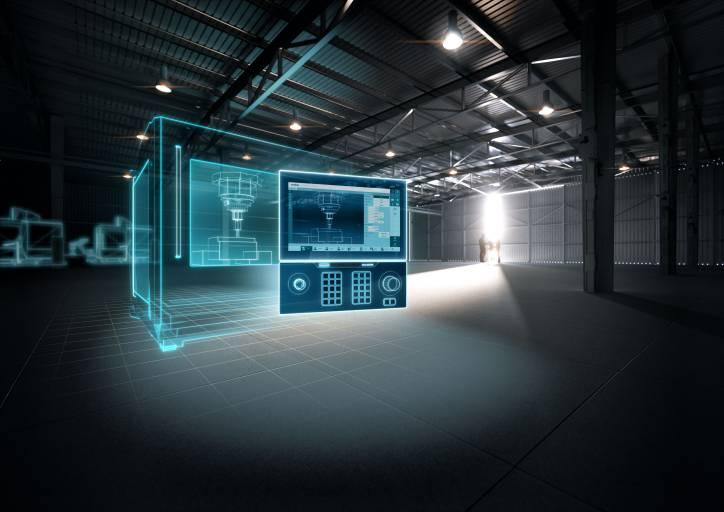 Kernstück für die digitale Transformation der Werkzeugmaschine: Als sogenannter Digital Native wartet die Sinumerik One mit vielfältiger Software zur Erstellung der dazugehörigen digitalen Zwillinge auf.
