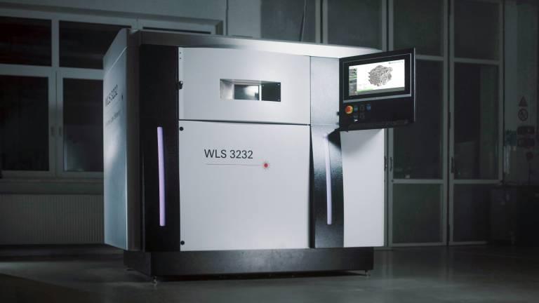 Die neue Steuerung der WLS3232 bietet zusätzliche Optionen, die neben einer besseren Teilequalität auch Verbesserungen im Workflow ermöglichen.