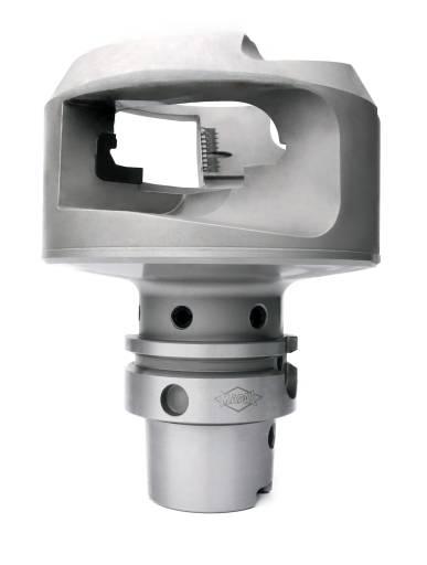 Mapal präsentiert ein neues Glockenwerkzeug mit niedrigem Gewicht, hoher Standzeit und besten Schnittdaten.