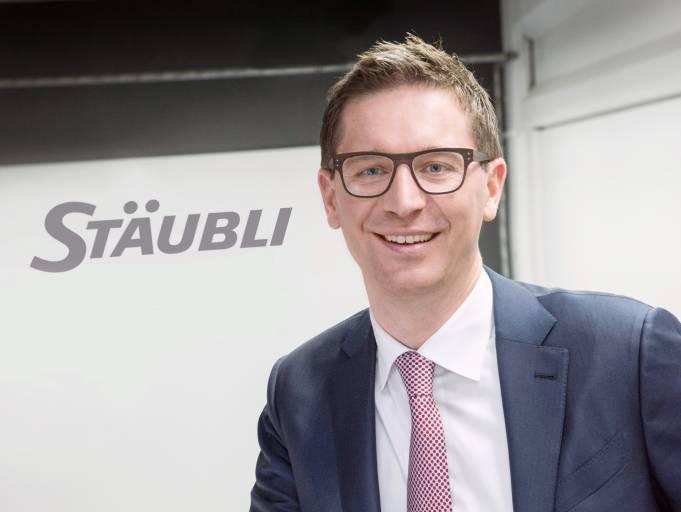 Peter Pühringer wurde vor kurzem zum Geschäftsführer von Stäubli Robotics Bayreuth ernannt.
