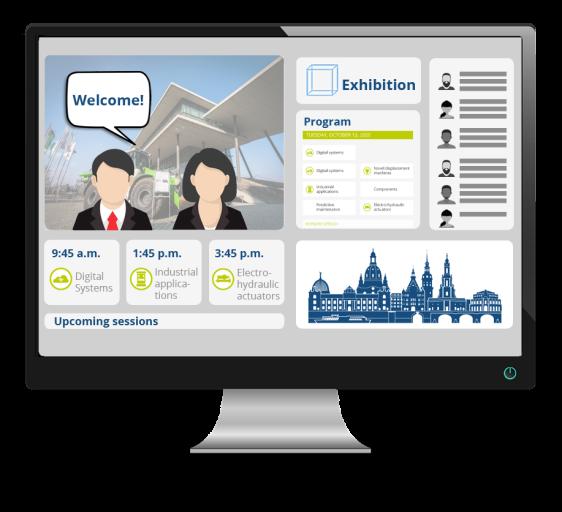 Eine innovative Onlineplattform wird für die virtuelle Abhaltung der 12. IFK genutzt.