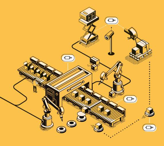 Logistikketten sind ohne eine Armada leistungsstarker Kleinstmotoren nicht denkbar. Die Antriebe müssen unter oft sehr beengten Verhältnissen beträchtliche Kräfte freisetzen, auch im Dauerbetrieb immer zuverlässig arbeiten und dabei in vielen Fällen auch noch hochpräzise positionieren. (Bild: Faulhaber)