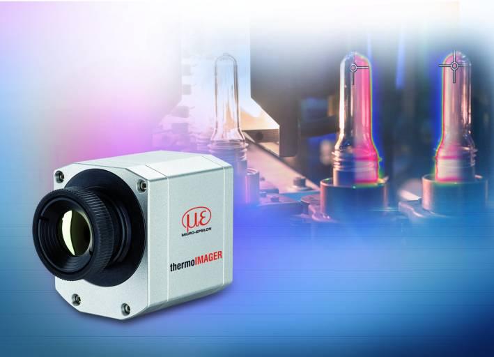 Typische Anwendungsgebiete für die neue Wärmebildkamera thermoIMAGER TIM QVGA von Micro-Epsilon sind z. B. Überwachungsaufgaben im 3D-Druck oder 100 %-Kontrolle in Spritzgussprozessen.